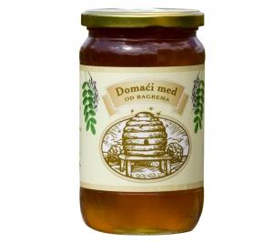 Domaći med od bagrema